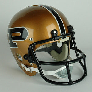 Purdue Boilermakers 1981 to 1983 Full Size Throwback Helmet