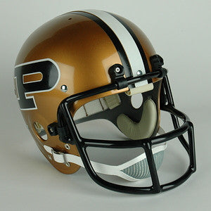 Purdue Boilermakers 1984 to 1988 Full Size Throwback Helmet