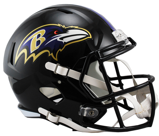 Baltimore Ravens Replica Riddell Speed Full Size Helmet
