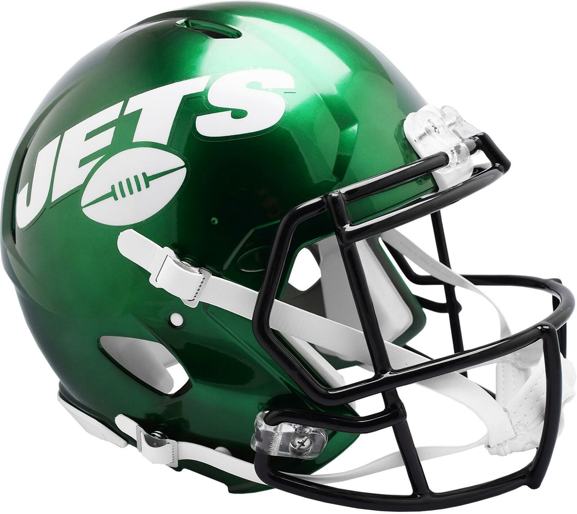 New York Jets Authentic Full Size Speed Helmet - 2019
