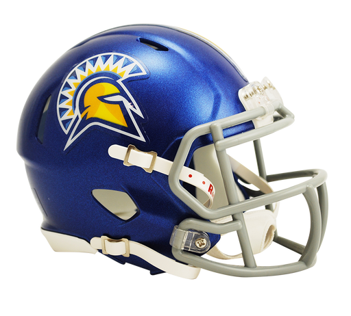 San Jose State Spartans Riddell Mini Speed Helmet