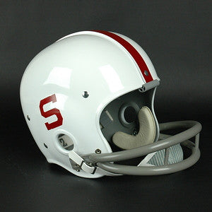 Stanford Cardinal 1967 to 1976 Jim Plunkett Full Size Throwback Helmet