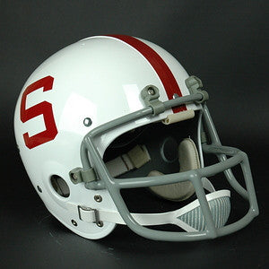 Stanford Cardinal 1977 to 1978 Full Size Throwback Helmet