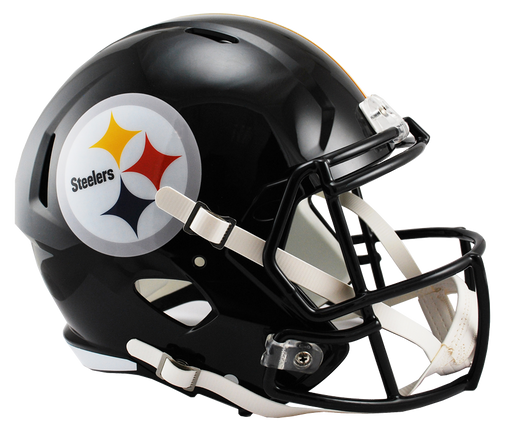 Pittsburgh Steelers Replica Riddell Speed Full Size Helmet