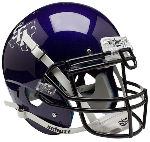 Stephen F Austin Lumberjacks Authentic Schutt XP Full Size Helmet