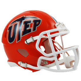 UTEP Miners Riddell Mini Speed Helmet