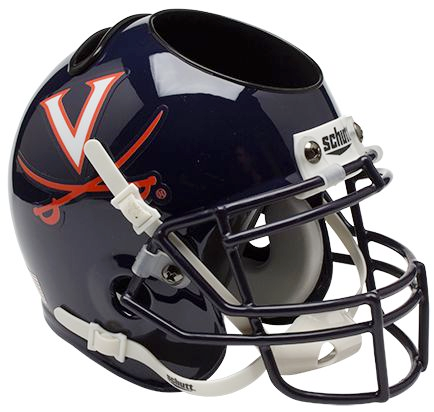 Virginia Cavaliers Mini Helmet Desk Caddy
