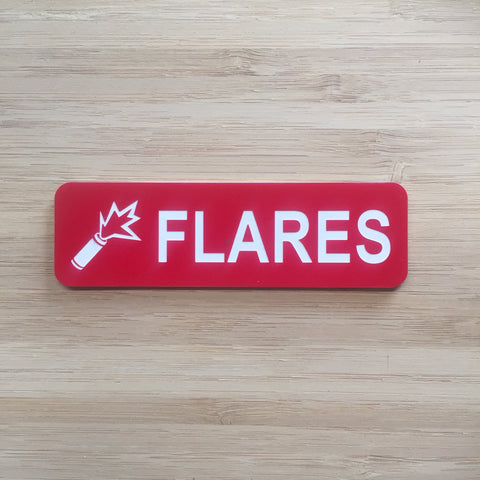 Flares Sign