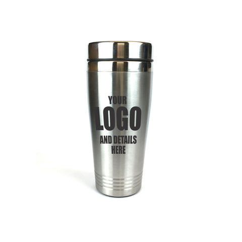 TRAVEL MUG (475ml) STAINLESS
