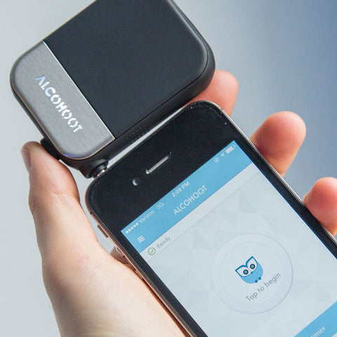 Alcohoot Smart Breathalyser