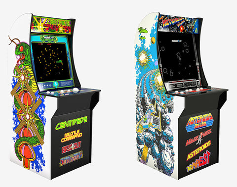 Arcade1Up Retro Gaming Cabinets