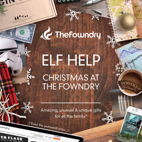 The Fowndry Christmas Catalogue