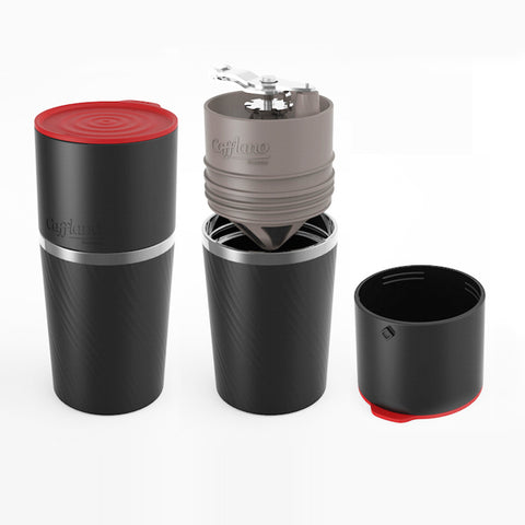 Portable Fresh Coffee Maker : The 32 Coolest Camping & Festival Gadgets 2015