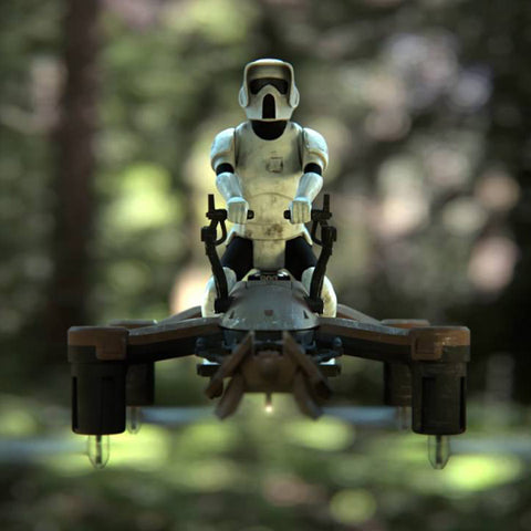 Propel RC Flying Speeder Bike Drone
