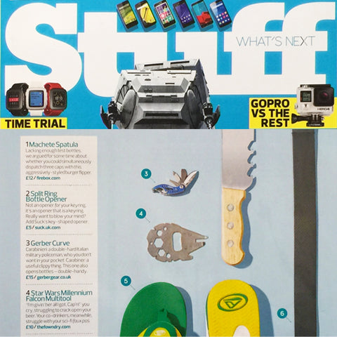 stuff magazine vs the millennium falcon multitool buy