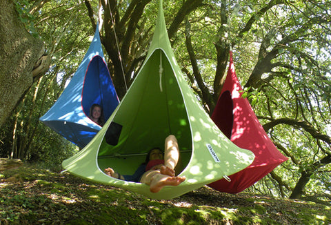 & Cacoon Tree Hanging Tent
