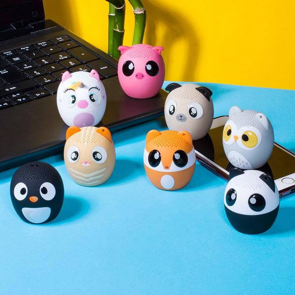 Easter gifts the fowndry buy cool unique exclusive and unusual animal mini bluetooth speakers negle Images
