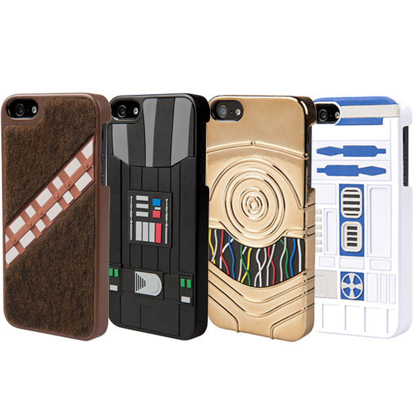 Buy Limited Edition Star Wars iPhone Cases and other gifts online - The Fowndry