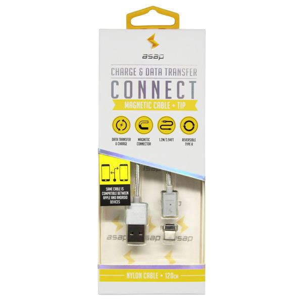 Buy ASAP X-Connect Charging Cable and other gifts online - The Fowndry