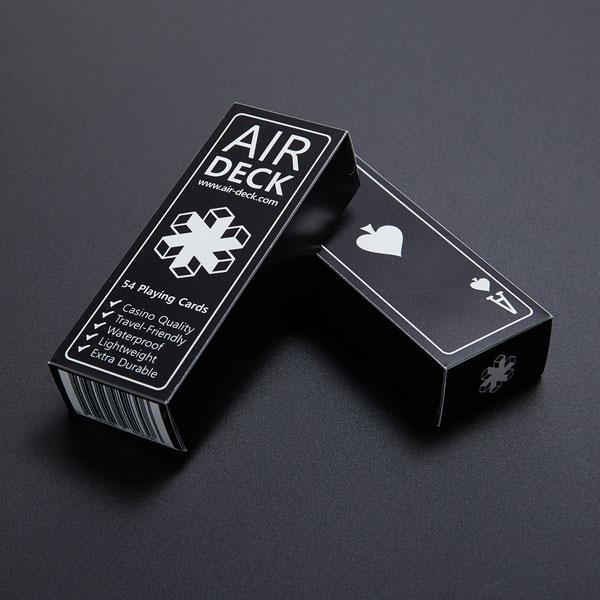 Air Deck playing cards - Buy at The Fowndry