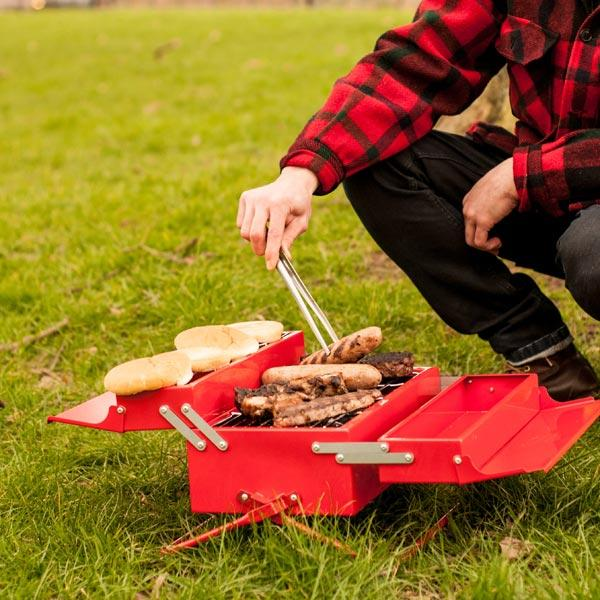 Buy BBQ Toolbox and other gifts online - The Fowndry