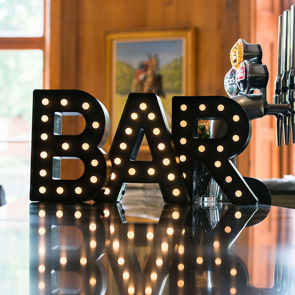 Buy LED Marquee Letters and other gifts online - The Fowndry