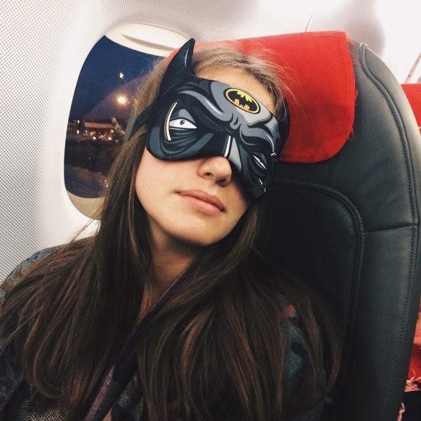 The Art Of Sleeping Eye Masks