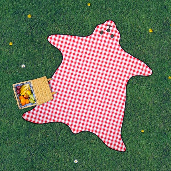 Bear Skin Picnic Blanket - Buy at The Fowndry