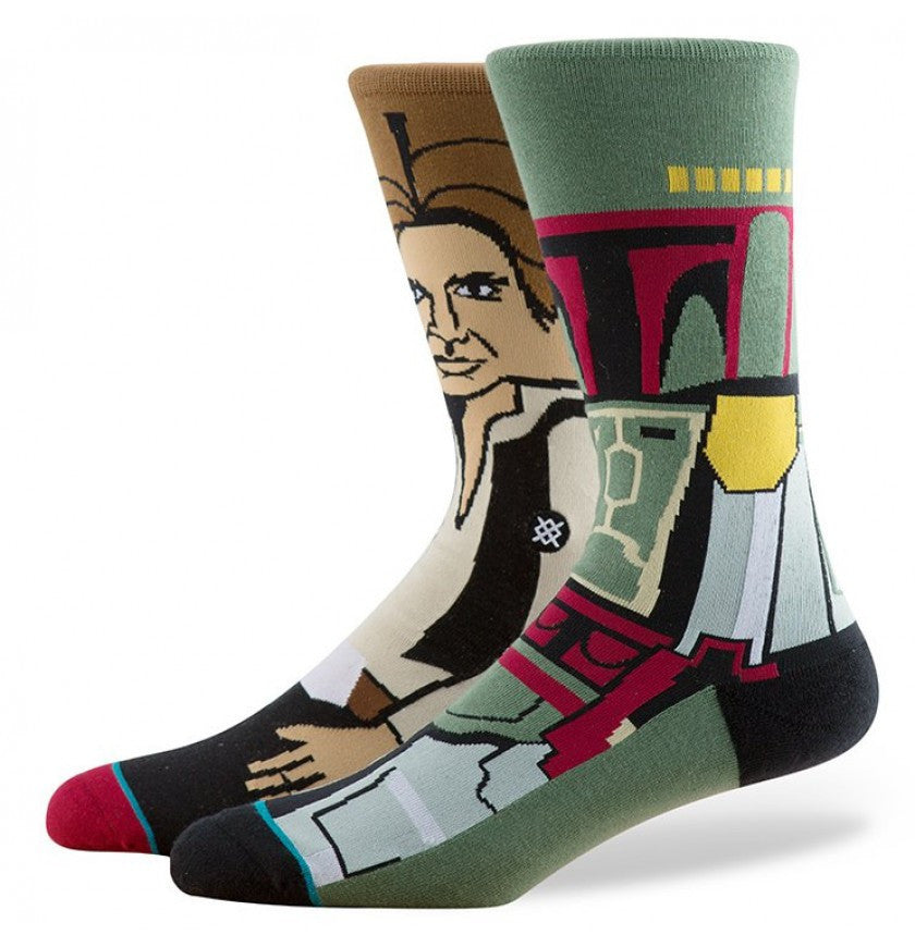 Stance X Star Wars Socks - Bounty version