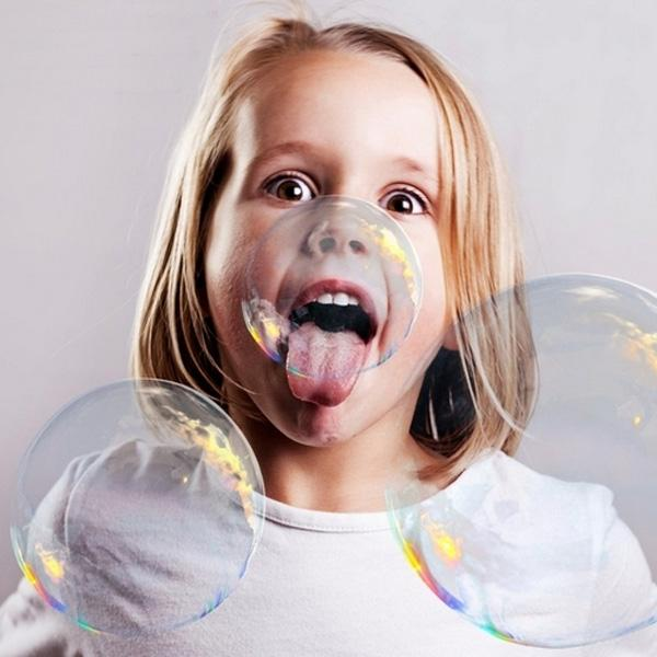 BubbleLick Edible Bubbles