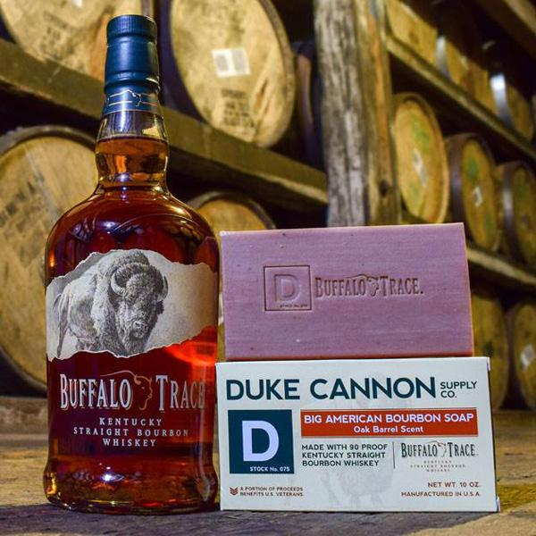 Buy Buffalo Trace Bourbon Soap and other gifts online - The Fowndry