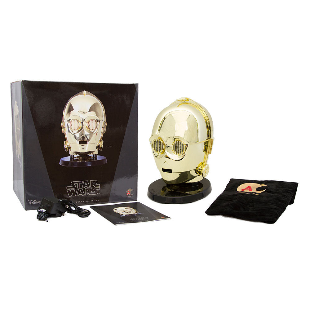 Star Wars Bluetooth Speaker Bust - C3PO - Only £129.99 | TheFowndry.com
