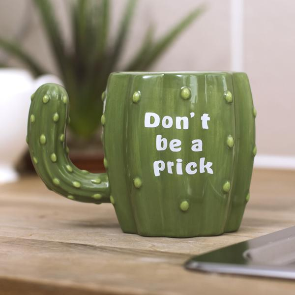 Buy Cactus Mug and other gifts online - The Fowndry