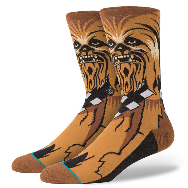 Stance X Star Wars Socks - Chewbacca version