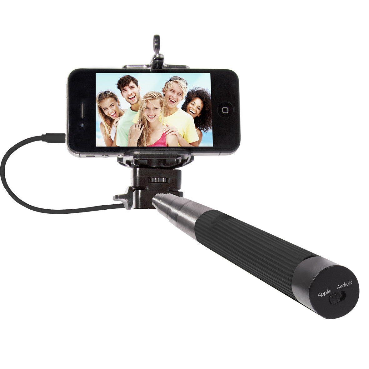 Click Stick iPhone Photo Extender. Selfie Stick