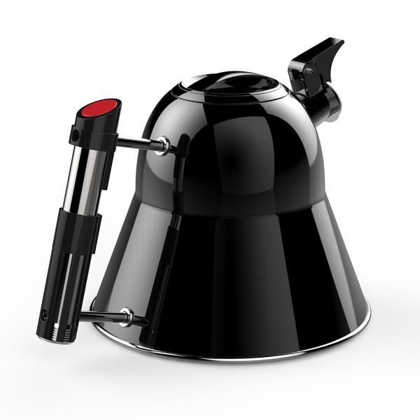 Officially licensed Star Wars Darth Vader Kettle - Buy at The Fowndry