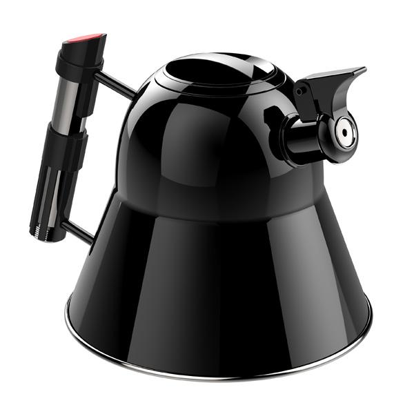Buy Star Wars™ Darth Vader Stovetop Kettle and other gifts online - The Fowndry