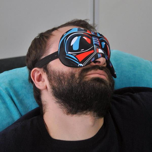 Buy The Art Of Sleeping Eye Masks and other gifts online - The Fowndry