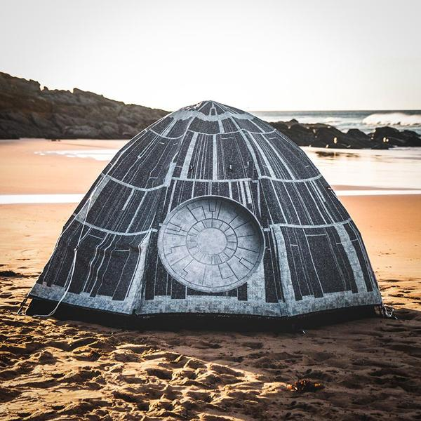 Buy Star Wars™ Death Star Dome Tent and other gifts online - The Fowndry