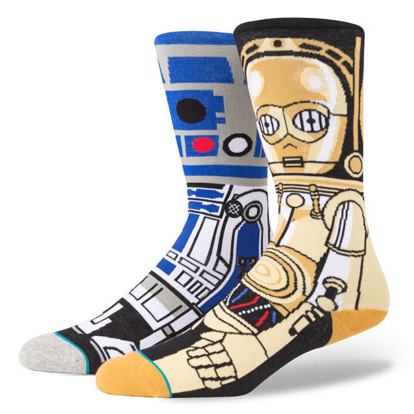 Stance X Star Wars Socks - Droid version