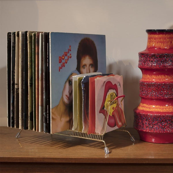 Buy Retro Record Rack and other gifts online - The Fowndry