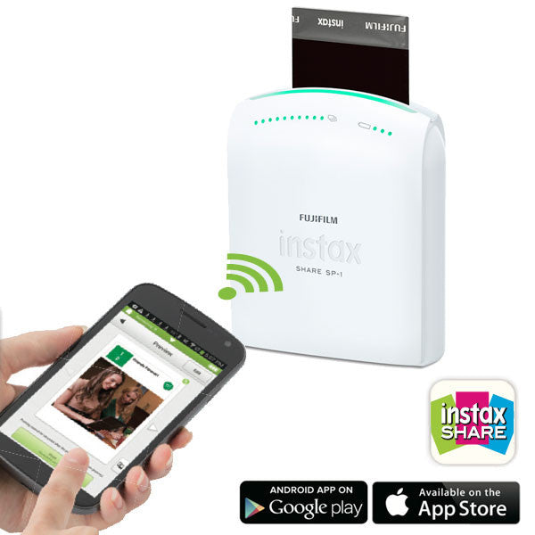 Buy FujiFilm Instax Share SP-1 Printer and other gifts online - The Fowndry