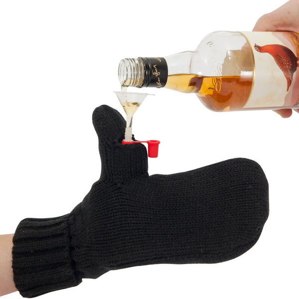 Buy Mitten Flask and other gifts online - The Fowndry