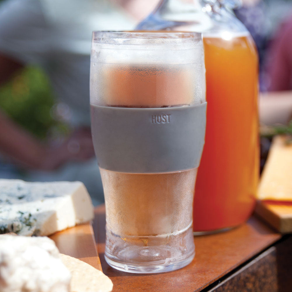 Beer Freeze Cooling Pint Glass Only £16.99 at The Fowndry
