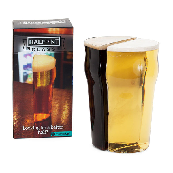 Buy The Half Pint Glass and other gifts online - The Fowndry