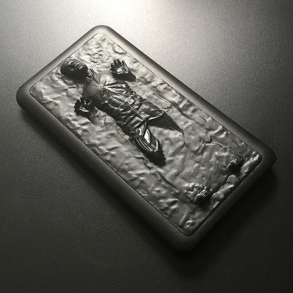 Buy Star Wars™ Han Solo In Carbonite 8000mAh Power Bank and other gifts online - The Fowndry