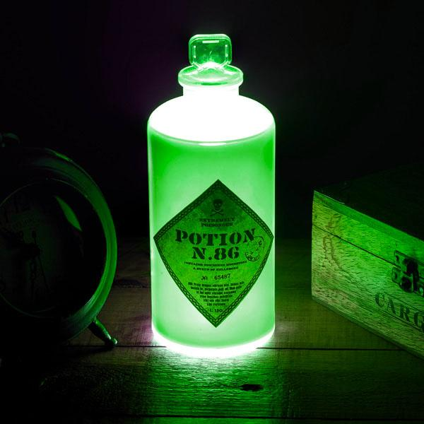 Buy Harry Potter Poison Potion Bottle Light and other gifts online - The Fowndry