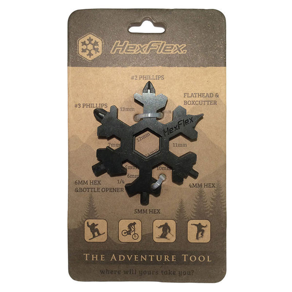 Buy HexFlex Multitool and other gifts online - The Fowndry