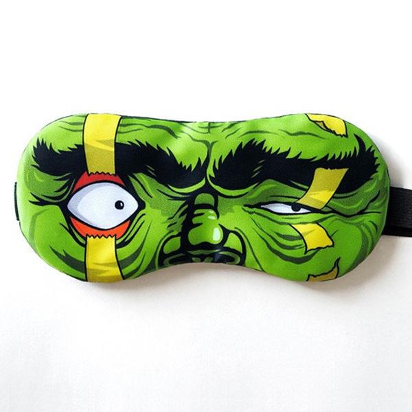 Halk Masterpieces Never Sleep Eye Mask