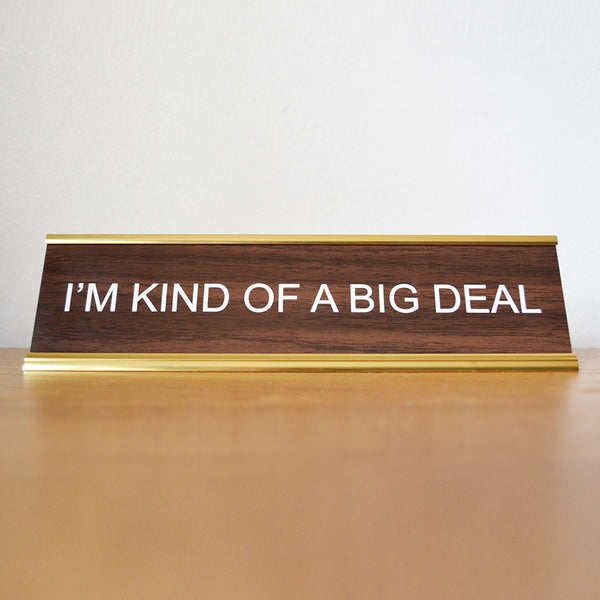Buy Office Fame Plates and other gifts online - The Fowndry